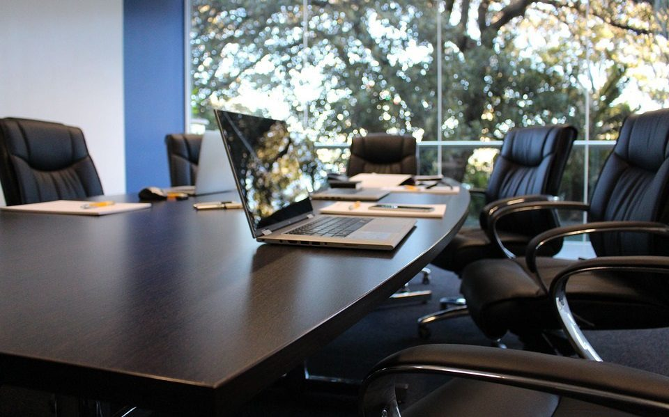 Board Rooms & Auditoriums